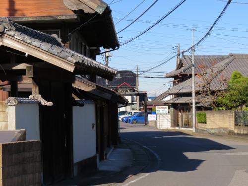 成田街道ー157