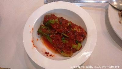 韓国料理 前菜