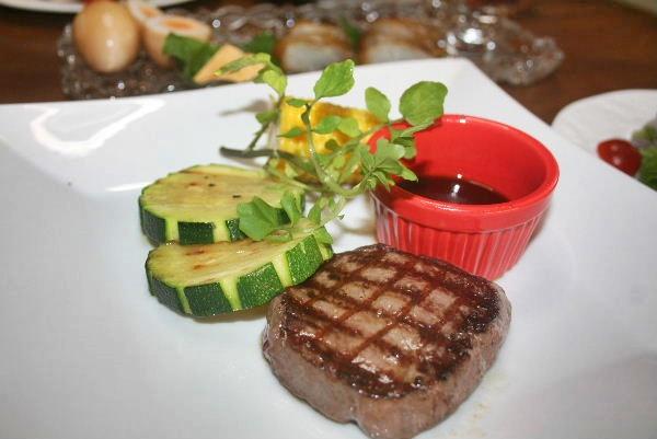 ひれステーキ