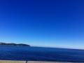 お天気な海