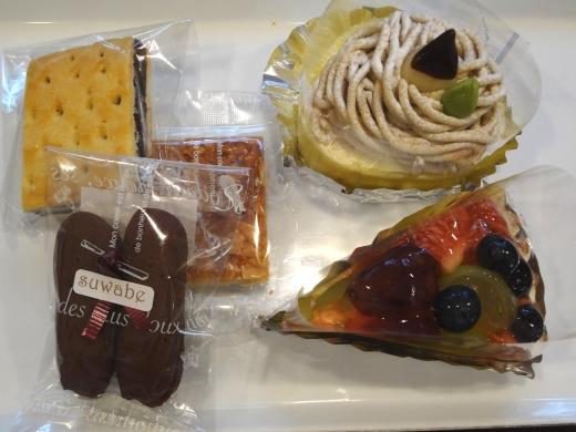 スワベ洋菓子店