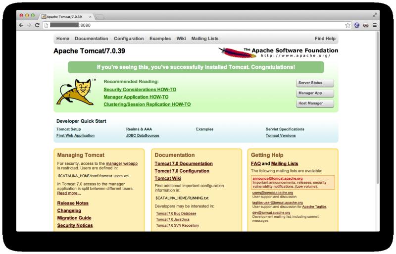 tomcat管理画面