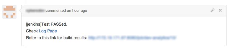 GitHubコメント