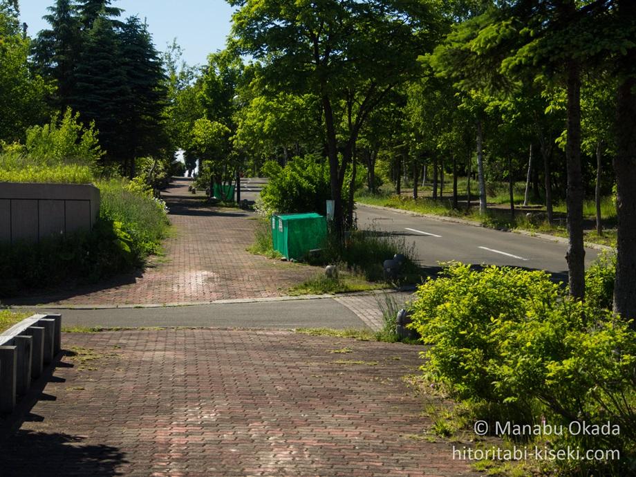 札幌厚別区の生活道路