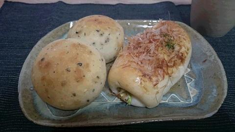 20151126今日の給食ぱん