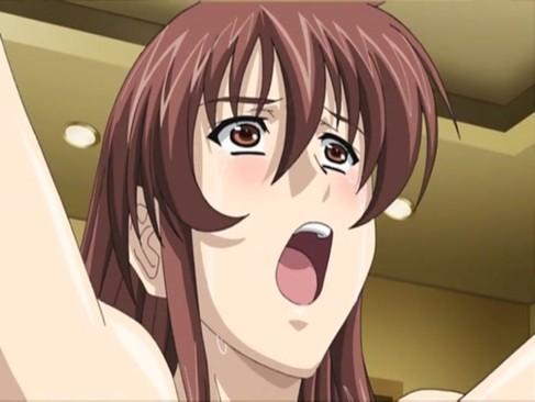 【エロアニメ】喪服妻【喪服】