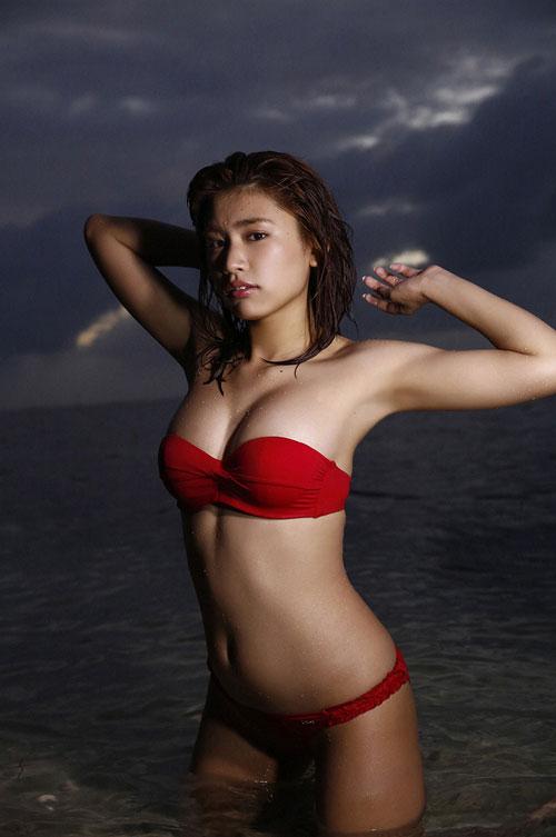 久松郁実のわがまま巨乳おっぱい49