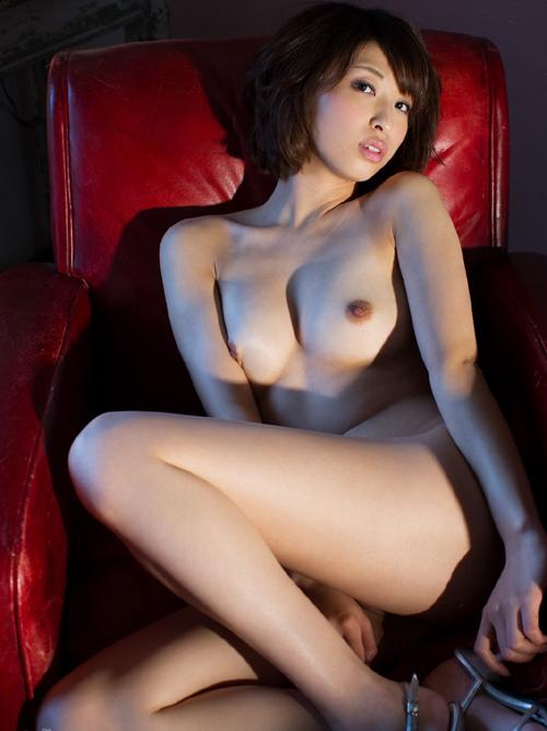 秋山祥子 美しい体のエロ画像
