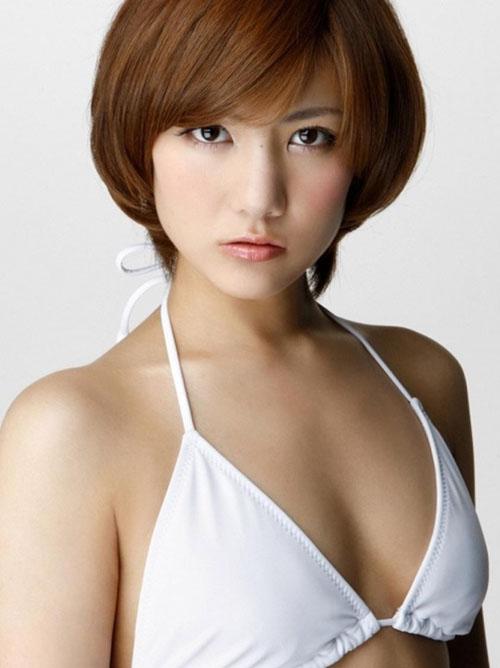 【宮澤佐江SKE48】ムギュっとおっぱい(`・ω・´)過激エロボディ水着グラビアww