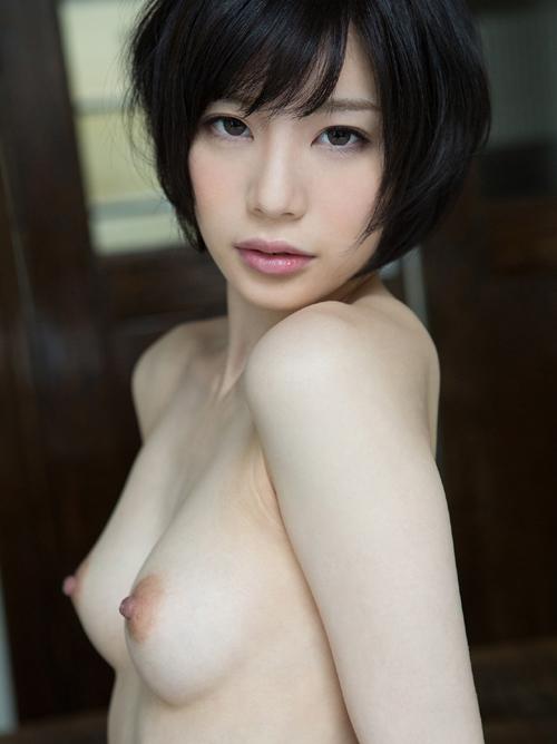 鈴村あいり  キ レ イ な ハ ダ カ #エロ画像 57枚