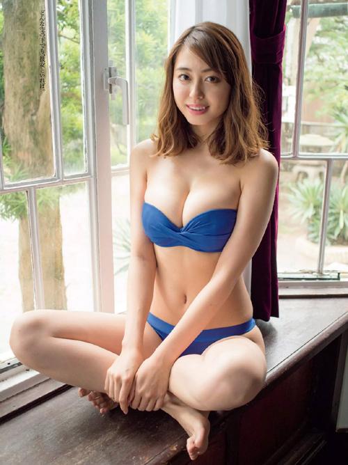 アイドリング大川藍 豊胸!?