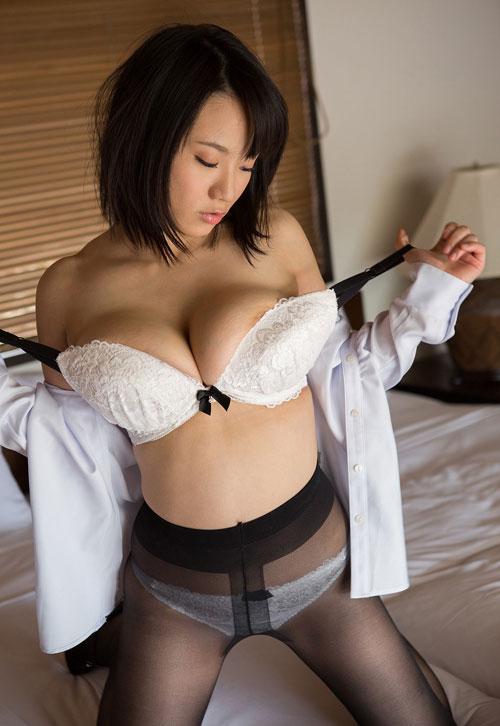 澁谷果歩のJカップ爆乳おっぱい7
