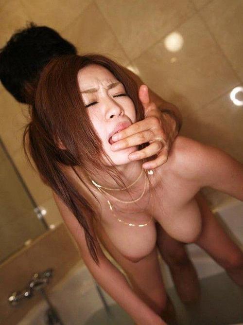 【セックスエロ画像】クビレや美尻を堪能しながらバックからぶち込んでる!!!