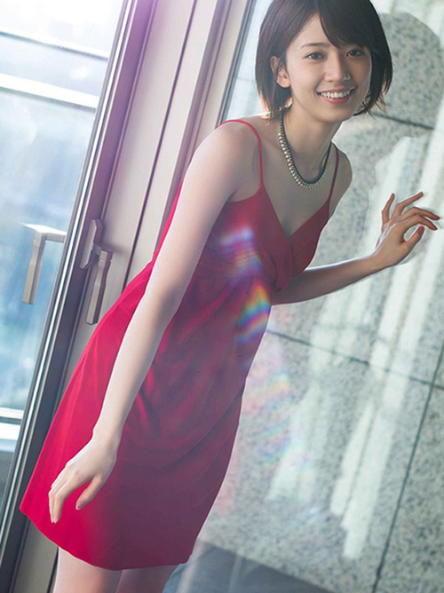 【橋本奈々未】乃木坂46の透き通る透明感がカワイイ(´∀`)CanCam専属美少女モデル