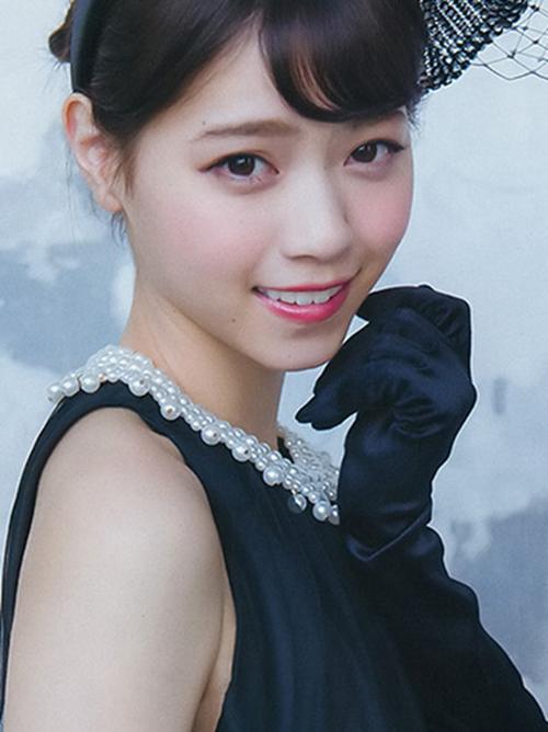 【西野七瀬】可愛い「non-no」専属モデル\(◎o◎)/!乃木坂46メンバー