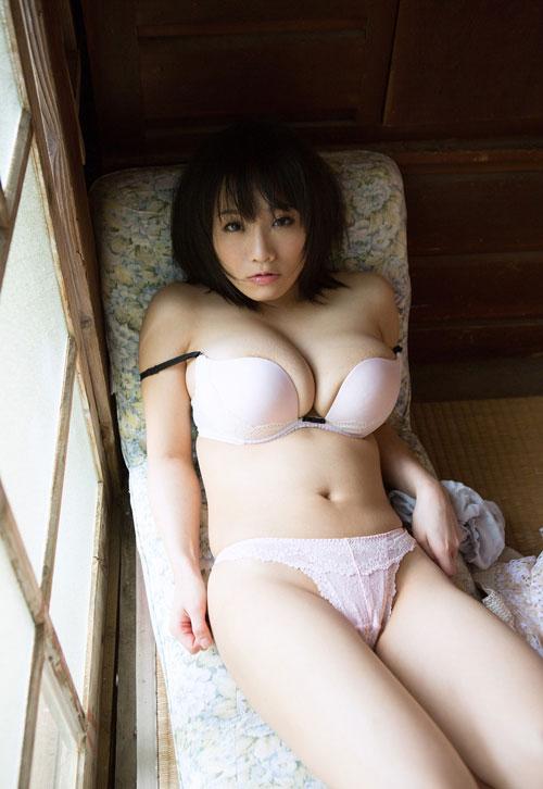 澁谷果歩のKカップ爆乳おっぱい10
