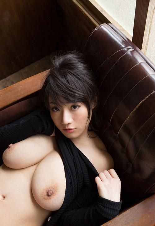 澁谷果歩のKカップ爆乳おっぱい35