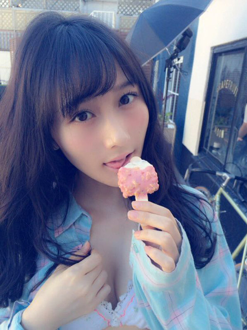 NMB48矢倉楓子がエロイ!!