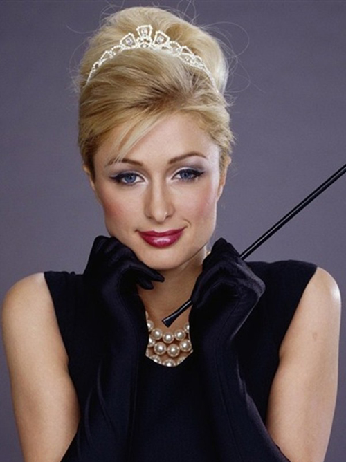 【パリス・ヒルトン((Paris Hilton)】ヒルトンホテル創業者令嬢(´∀`;)170㎝美乳おっぱい
