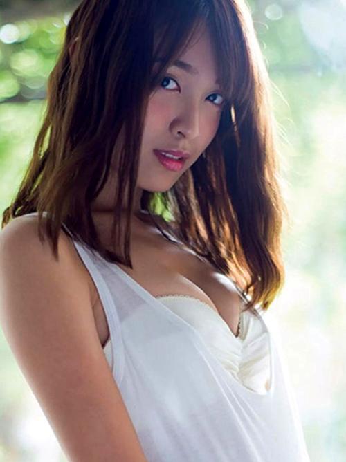 【松本愛】「JELLY誌」専属モデル(・ω・ノ)80㎝美乳85㎝巨尻グラビア日本フィリピン人ハーフ