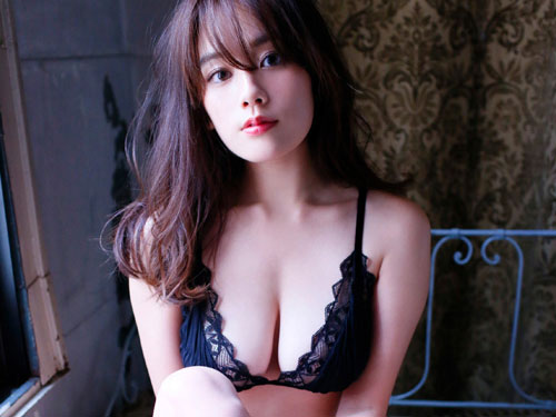 筧美和子のHカップ爆乳