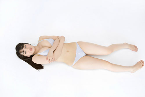 紺野栞のぽっちゃり柔らかおっぱい35