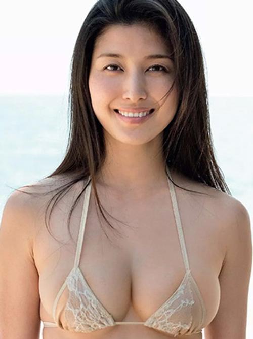 【橋本マナミ】「平成の団地妻」がノーブラセミヌード(・ω・ノ)ぷるぷる86㎝爆乳おっぱい
