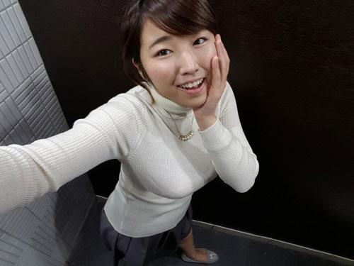 松本菜奈実のマシュマロおっぱい22