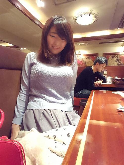 松本菜奈実のマシュマロおっぱい30
