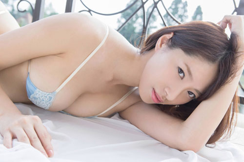染谷有香デカエロイ巨乳おっぱい15
