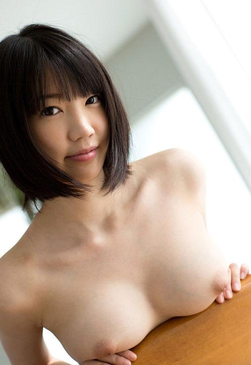 鈴木心春Fカップ美巨乳おっぱい13