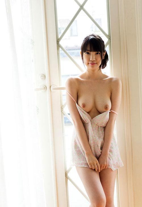 鈴木心春Fカップ美巨乳おっぱい17
