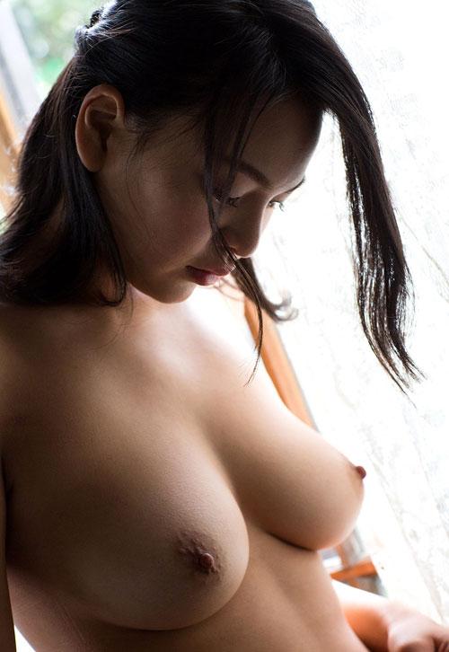南真菜果Hカップ美巨乳おっぱい35