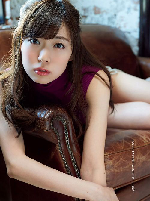 渡辺美優紀 人懐っこくて可愛くセクシーなグラビアおっぱい画像