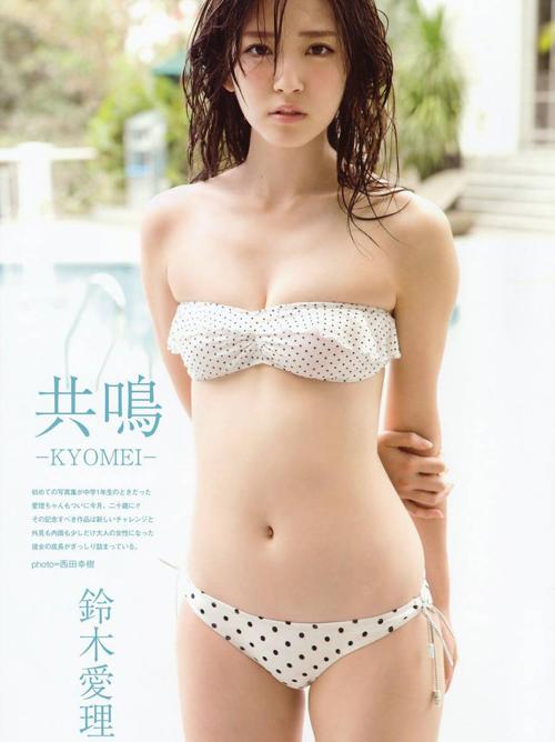 鈴木愛理(22)の「ふともも」がビックリするほどエロい。画像×59