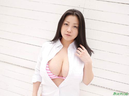 小向美奈子スライム巨乳おっぱい4