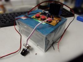 リニアアンプ式パワーパックを自分用に作ってみます。