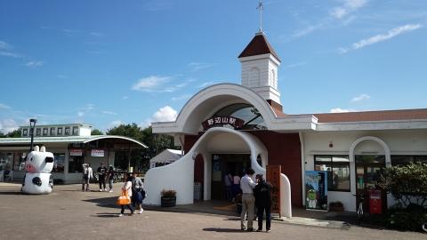 JRで最高地点にある駅、長野県野辺山駅