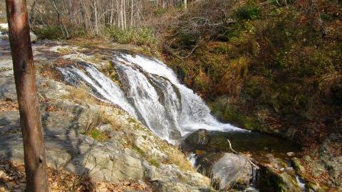 つづみの滝@照葉峡