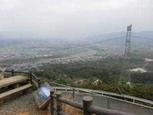 20151024_20町石道展望台