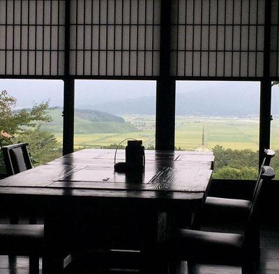 小笠原の朝