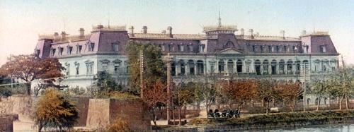初代帝国ホテル