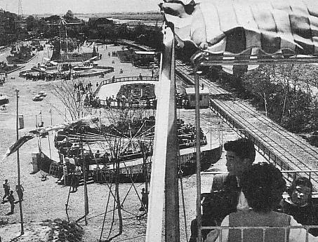 1950年代の二子玉川園