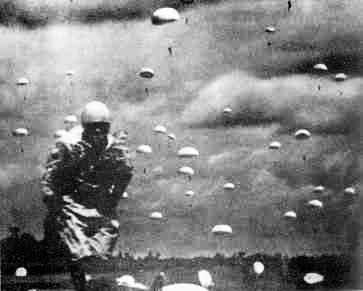 「空の神兵」こと帝国陸軍落下傘部隊(挺進部隊)