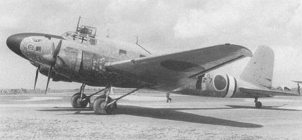中華航空の「白鶴」号として使用されるMC-20-II