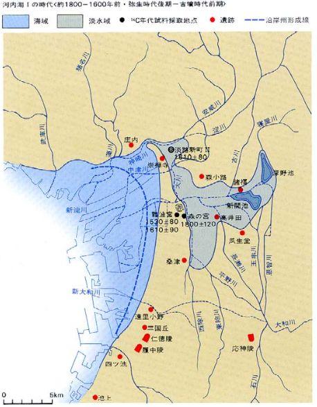 河内湖時代