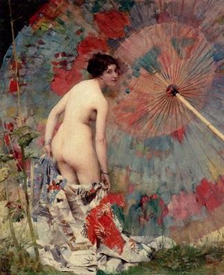 Aimé_Morot_-_Nude_with_a_Japanese_Umbrella