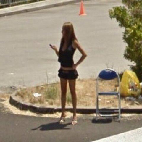 (写真)海外で「こういう女」よく見るけど皆売春婦らしい・・・