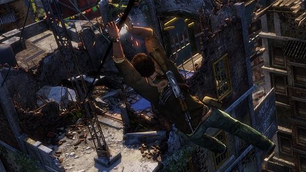 PS4 アンチャーテッド コレクション UNCHARTED collection 10月の注目タイトル ネイトン・ドレイク サリー