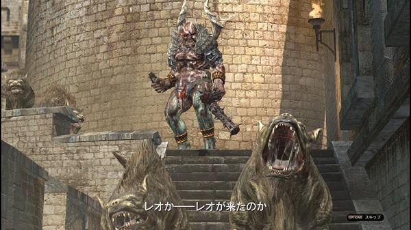 DDON ドラゴンズドグマオンライン dragonsdogma on-line プレイ日記 グラッデン砦 ストーリー ミッション プレイ日記